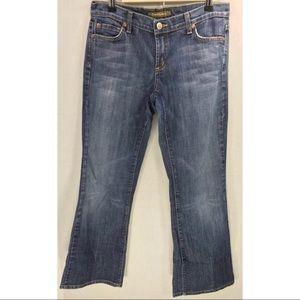 David Kahn Women's Jeans Size 28 Denim Boot Cut